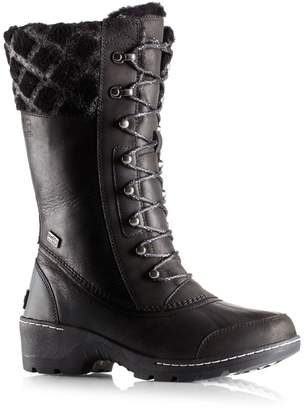Sorel Women's Whistler Waterproof Leather Winter Boots