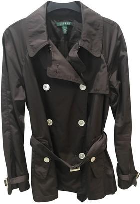 Lauren Ralph Lauren Brown Trench Coat for Women