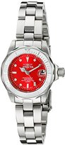 Invicta Women's 12518 Pro-Diver Red Dial Watch