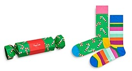 Happy Socks Christmas Cracker Sock Gift Set
