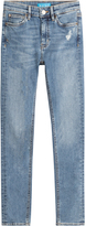 MiH Jeans High Waisted Skinny Jeans