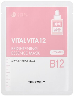 Tony Moly TONYMOLY Vital Vita 12 Brightening Sheet Mask (25g)