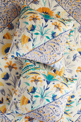 Anthropologie Elspeth Euro Sham By Artisan Quilts by in Assorted Size EURO SHAM