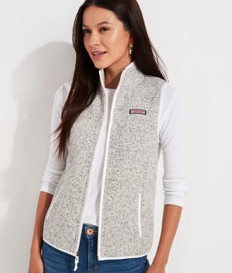 Vineyard Vines Sweater Fleece Vest