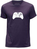 STUFF4 Men's Round Neck T-Shirt/Gaming/Gamer Xbox One Controller