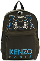 Kenzo large Tiger backpack - unisex - Polyester - One Size