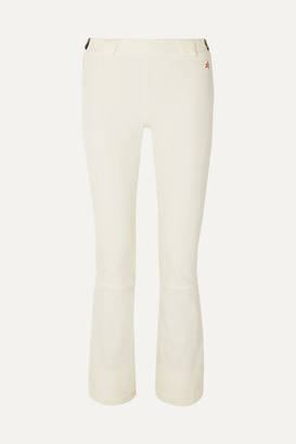 Perfect Moment Ancelle Flared Ski Pants - White