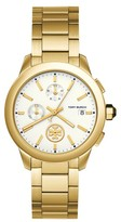 Tory Burch Women's Collins Chronograph Bracelet Watch, 38Mm