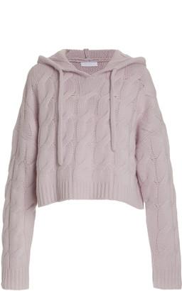 SABLYN Luke Hooded Cashmere Sweater