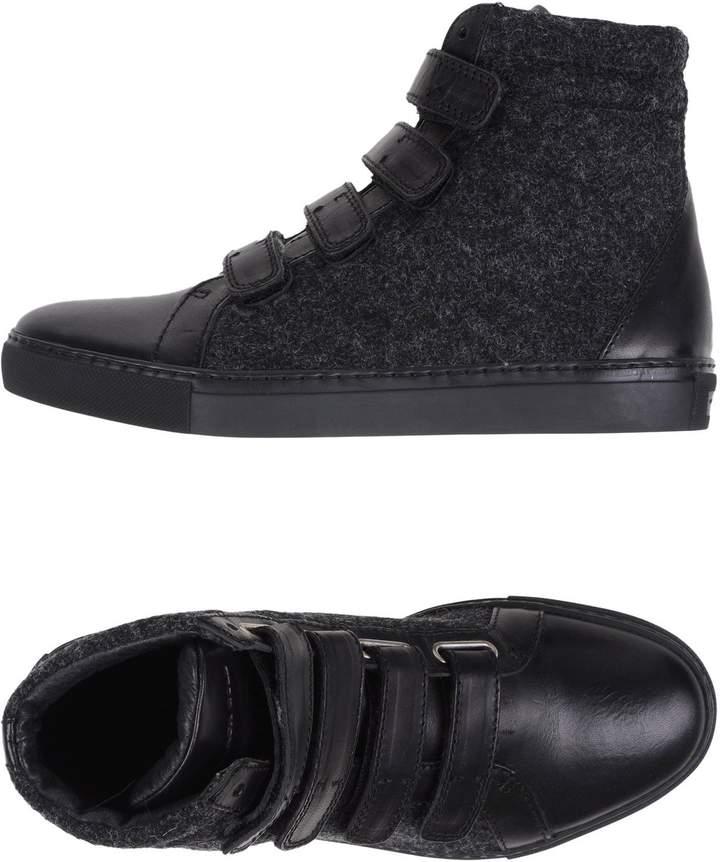 Diesel Black Gold Sneakers