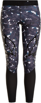 adidas by Stella McCartney Run Sprintweb-print performance leggings