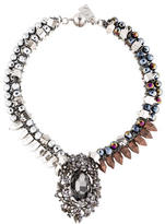 Assad Mounser Crystal Pendant Necklace