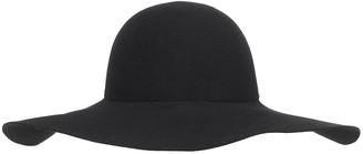 Valentino VLOGO felt hat