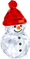 Swarovski Rocking Snowman Figurine