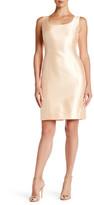 Lafayette 148 Carol Scoop Neck Dress
