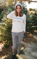 Ily Couture Pajamas All Day Sweatshirt