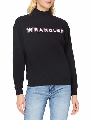 Wrangler Women's HIGH Neck Sweat Jeans