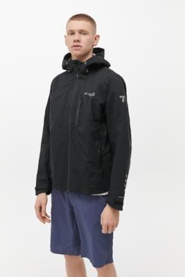 Columbia Titanium Titan Pass Black Jacket - Black S at Urban Outfitters