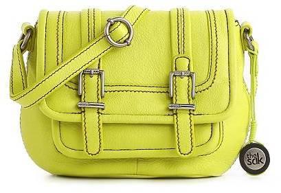 The Sak Laguna Leather Cross Body Bag