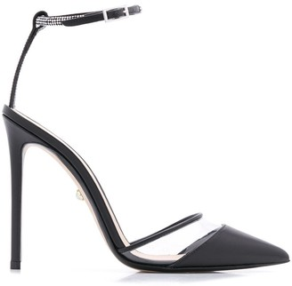 Alevì Alice ankle strap pumps