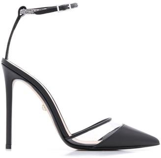 ALEVÌ Milano Alice ankle strap pumps