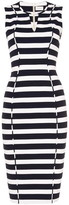 Damsel in a Dress Sade Stripe Ponte Jersey Dress