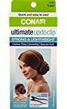 Conair Styling Essentials Ultimate Updo Clip Strong & Lightweight 1 ea ( Pack of 2)