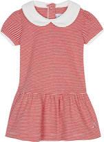 Petit Bateau Milleraies striped cotton dress 3-36 months