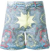 Dresscamp paisley print shorts