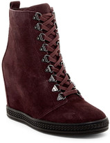 Fergie Jillian Hidden Wedge Bootie