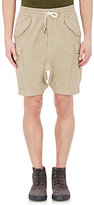 Nlst Men's Cargo Drop-Rise Shorts-Beige, Tan Size Xs