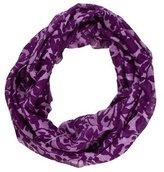 Bajra Floral Cashmere & Silk Infinity Scarf w/ Tags