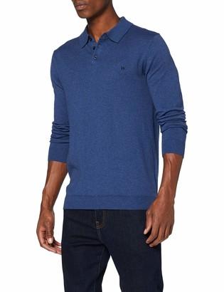 Wrangler Men's Knit Polo Shirt