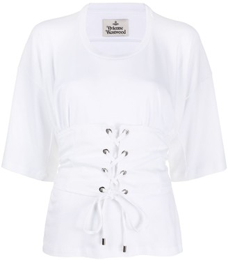 Vivienne Westwood Corseted T-Shirt