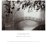 Cambridge Silversmiths Poster Discount Mist Art Print Art Poster Print by Derek Langley, 20x16