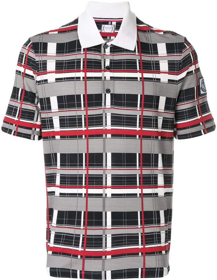 c7e43f5c2 checked polo shirt