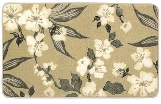 """Laura Ashley Taupe/Green Area Rug Rug Size: 1'8"""" x 2'8"""""""