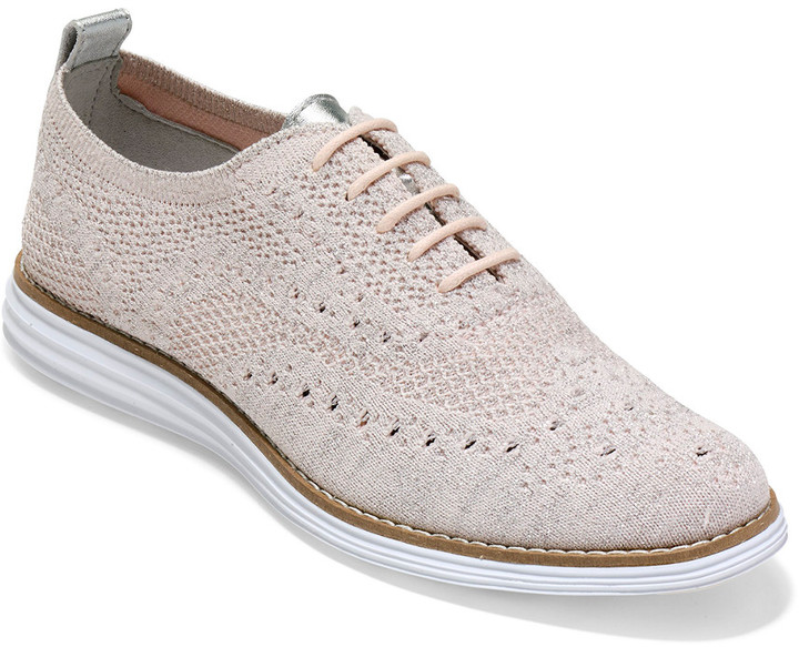 Cole Haan Grand Wingtip - ShopStyle