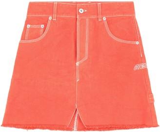 Heron Preston Mini skirts