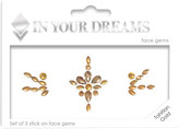 IN YOUR DREAMS Tahitian Gold Jewelled Headpiece