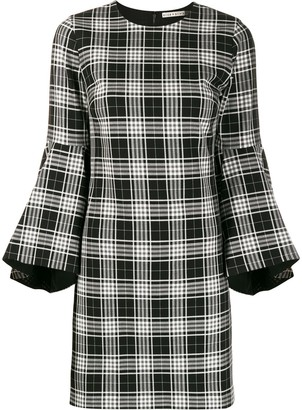 Alice + Olivia Flared Sleeve Dress