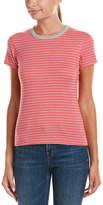 Three Dots Stripe T-Shirt