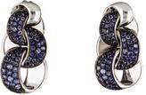 Chimento Iolite Infinity Drop Earrings