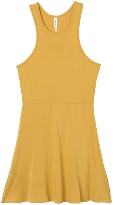 RVCA Junior's Iris Fit Flare Dress