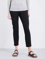 Joseph Finley slim-fit cropped stretch-gabardine trousers