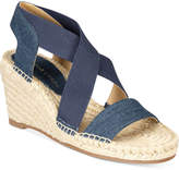 Adrienne Vittadini Charlene Platform Wedge Sandals Women's Shoes