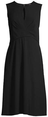 Kobi Halperin Krista Keyhole Dress