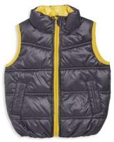 One Kid Toddler's & Little Boy's Sleeveless Puffer Jacket