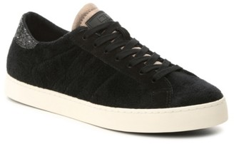 One Footwear Sari Velvet Sneaker - Women's