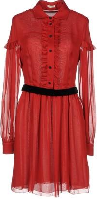 DANIELE CARLOTTA Short dresses - Item 34853588VR